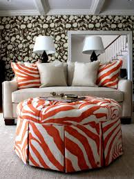 tangerine tango decorate with pantone u0027s 2012 color of the year hgtv