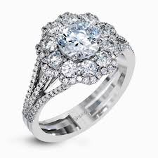 engagement rings flower design koerber s jewelry your engagement ring destination