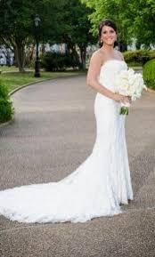 used wedding dresses pronovias dietrich 1 200 size 10 used wedding dresses