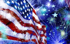 Why Is The American Flag Red White And Blue American Flag Red White Blue Fireworks Stars Independence Day