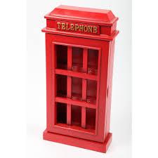 schluesselkasten design schlüsselschrank schlüsselkasten aus holz telefonzelle point 4u