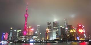 cosmopolitan city being an expatriate in china