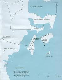 Map Of The Red Sea Kagnew Station Massawa Map Page
