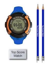 amazon com sat act and psat digital timer and watch for exam