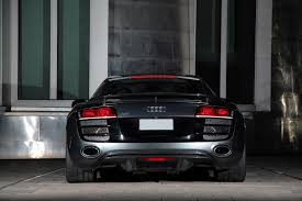 Audi R8 Back - anderson germany audi r8 v10 racing edition
