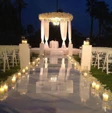 59 best wedding ceremony decorations images on pinterest