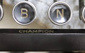 fountain pens u0026 typewriters underwood master or champion