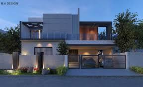 contemporary house design by ma designs u2013 1 kanal house