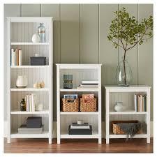 target 3 shelf bookcase 45 6 stafford 3 shelf bookcase target