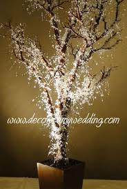 Wedding Trees Decorate My Wedding Crystal Wedding Trees 48