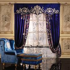 royal blue bedroom curtains best 20 french country curtains and blinds for door and windows