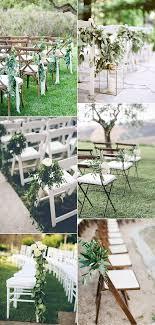 best 25 wedding chair decorations ideas on chair