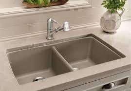 BLANCO DIAMOND Equal Double Bowl Blanco - Blanco kitchen sinks
