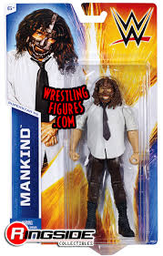 ringside collectibles black friday mankind wwe series 45 ringside collectibles mattel and jakks