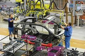 bmw car maker bmw i3 production starts in leipzig autoevolution