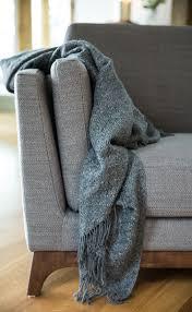 Modern Home Furniture Everett Gray Fabric Armchair Solid Wood Legs Article Ceni Modern