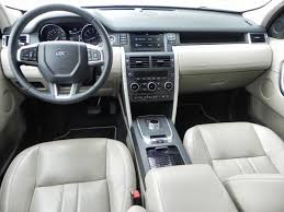 ford range rover interior 2015 land rover discovery sport is all rover with a better ride