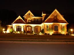 fantastic outdoor lighting ideas for second storey house design to