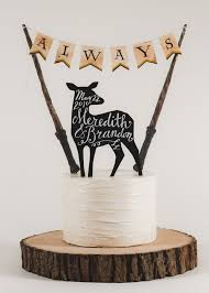 up cake topper 12 fabulously nerdy cake toppers intimate weddings small