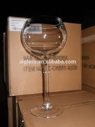 giant wine glass centerpiece vase view giant wine glass