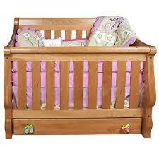 Sleigh Crib Convertible Princeton Sleigh Crib Convertible Universal Crib Drawer