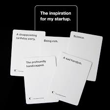 cards against humanity for sale shut up and take my money for the cards against humanity tech