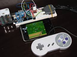 snes emulator android nintendo on android with original controller