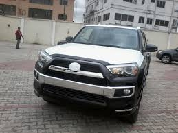 brand new toyota brand new toyota 4runner 2015 model limited edition autos nigeria