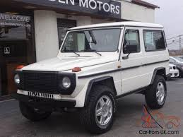 mercedes 280 ge 1988 mercedes g wagon 280 ge 280ge 5 speed manual 4x4