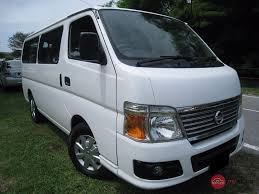 nissan urvan 2017 interior 2009 nissan urvan for sale in malaysia for rm58 800 mymotor
