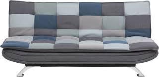 canape cliclac canapé clic clac faith patchwork sb meubles discount
