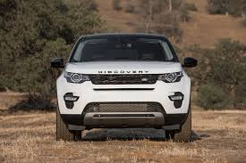 new land rover discovery 2015 2015 land rover discovery sport first test motor trend