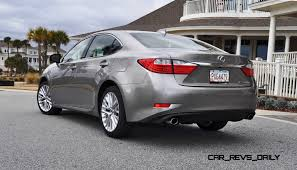 2015 lexus es 350 sedan review road test review 2015 lexus es350 38