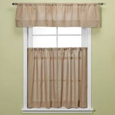 Plastic Cafe Curtains Buy 45 Inch Curtains From Bed Bath U0026 Beyond