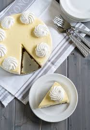 thanksgiving dinner cheesecake with gingersnap crust the