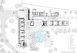 House Site Plan by Gallery Of The Brick Kiln House Spasm Design Architects 29