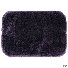 Purple Bathroom Rugs Purple Bath Rug No2uaw