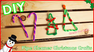 diy pipe cleaner ornaments u0026 crafts kids holiday crafting