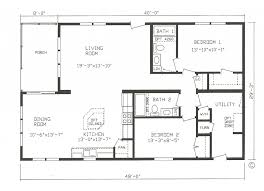 Cape Cod Modular Home Floor Plans Floor Plans Westwood Wc7 Manufactured And Modular Homes Prefab