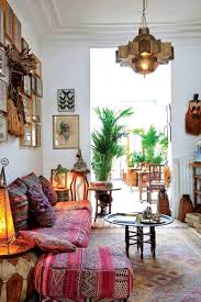colourful bohemian decor arabian homes