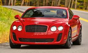 matte red bentley 2010 bentley continental supersports information and photos