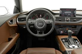 audi a6 or a7 2016 audi a6 and a7 get upgraded engines bound for l a