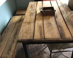 Primitive Kitchen Table by Primitive Colonial Maple Stained U0026 Antique Country White