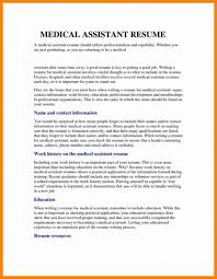 23 sample resume for medical receptionist objective examples tem