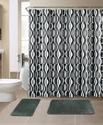amazon com all american collection new 15 piece bathroom mat set