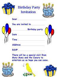 fine surprise birthday invitations printable templates on unique