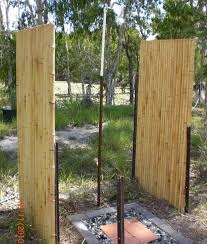 Outdoor Shower Enclosure Camping - outdoor shower enclosure ideas with redwood and cedar home
