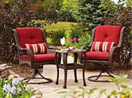 Garden Bistro Chair Cushions with Better Homes And Gardens Lake Merritt Cushions Walmart