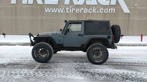 silver jeep liberty with black rims jeep wrangler wheels and tires at tire rack