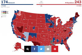 Presidential Election 2016 Predictions Car Interior Design by Map Archives U2022 Page 2 Of 3 U2022 The Federalist Papers